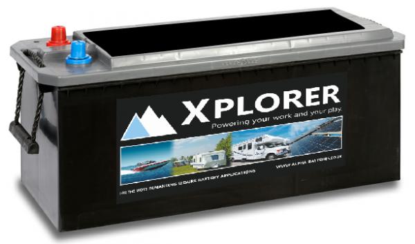 12V 220AH Xplorer Leisure Battery-0