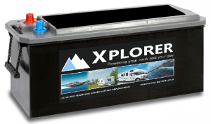 12V 180AH Xplorer Leisure Battery-0